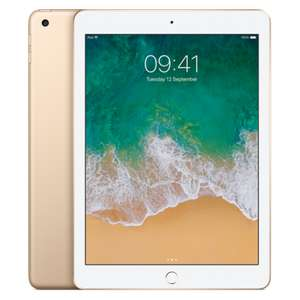 iPad (2018) 9.7 inch Gold 128gb, £313.49 (that price includes the current 5% off discount), at eGlobal Central
