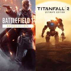 Battlefield1 Revolution & Titanfall 2 Ultimate Bundle £11.99 // PES 2018 £8.99 // Mass Effect Andromeda £6.49 // Bioshock The Collection £10.49 @ PSN Store
