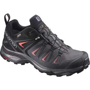 Salomon Women's X Ultra 3 (Gore-Tex) shoes, £52.50 -w/c- at Wiggle