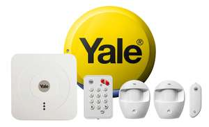 Yale Smart Home Alarm SR-320 £189.00 @ Amazon