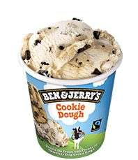 *From 30th May* Ben & Jerrys Cookie Dough 500ml - £1.75 @ Co-op