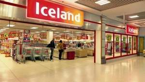 10% off at Iceland for Halifax current account holders