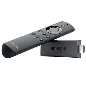 Amazon Fire TV Stick with Alexa 2 years gurrantee included £29.95 at John Lewis - £2 c&c