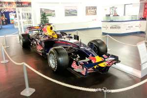 Visit to Donington Grand Prix Collection (Two adults and up to three children) £4.25pp w/code @ Virgin Experience
