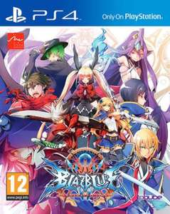 Blazblue Central Fiction (PS4) £7.50 @ GAME (Amazon price matched)