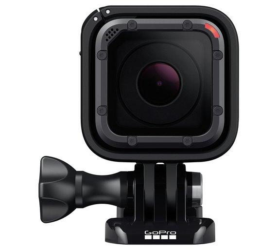 GoPro HERO5 Session 4K HD Action Cam - Black now £129 @ Argos