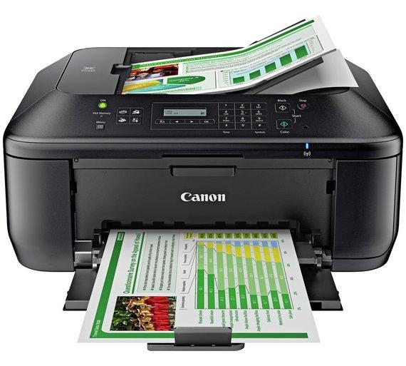 Canon Pixma MX475 Wi-Fi All-in-One Colour Printer £29.99 Argos