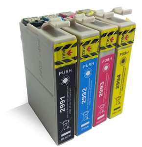 82% Price reduction - T2996 (29xl) Ink Cartridge Multipack For Epson Expression Home Printers £7.99 at 7dayshop.com