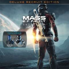 Mass Effect Andromeda Deluxe Recruit Edition PS4 £7.99 - was 44.99 @ PSN
