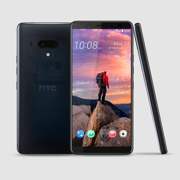HTC U12+ Translucent Blue (64GB) Dual Sim £629.10 @ HTC club members