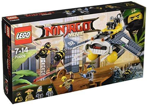 LEGO Ninjago Movie 70609 Manta Ray Bomber - £13.99 @ Amazon (with Prime) or £18.48 without