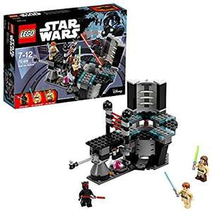 LEGO 75169 Star Wars Duel on Naboo - £13.49 @ Amazon with Prime