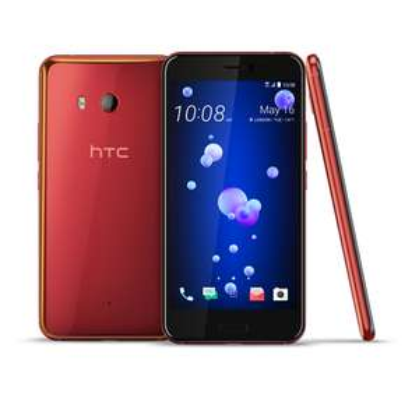 HTC U11 Solar Red (64GB) Dual Sim £404.10 @ HTC club members