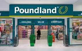 Poundland Elder Gate Milton Keynes closing 25% off all stock