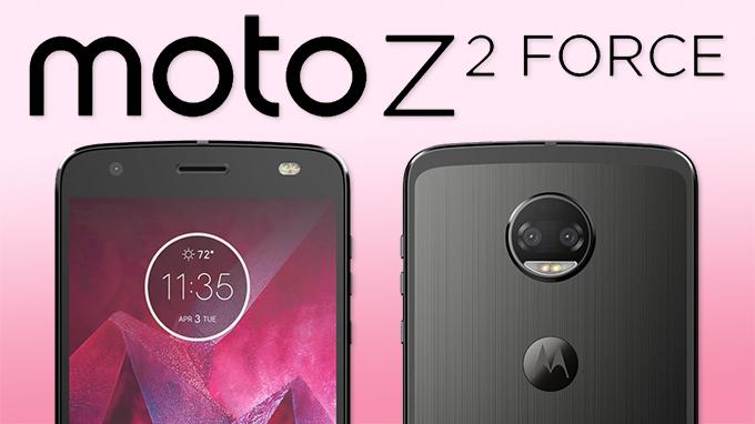Motorola Moto Z2 Force XT1789 Dual sim 6GB/ 64GB - Super Black for £319.19