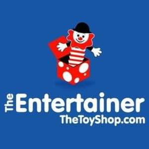FREE Next Day Express Delivery with NO MIN SPEND @ The Toyshop / Entertainer via Amazon Pay