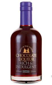 Case of 6 bottles of melt in the middle chocolate liqueurs £24 / 1/3 off Wine Clearance wih 6 bottles for £24 @ Marks and Spencer's (delivery £3.50)