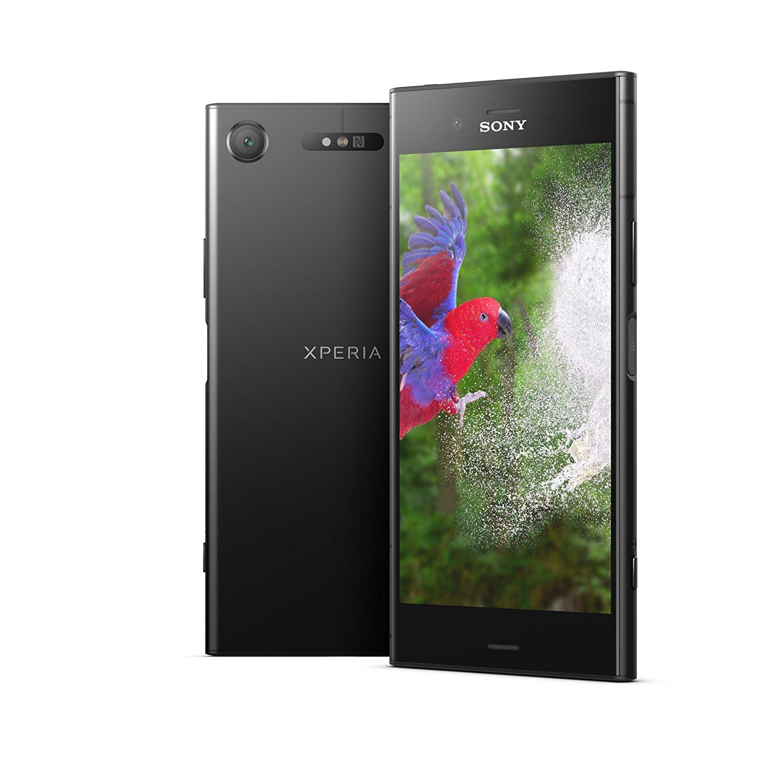 Sony Xperia XZ1 SIM Free Smartphone - Black @ Amazon delivered  £326.88