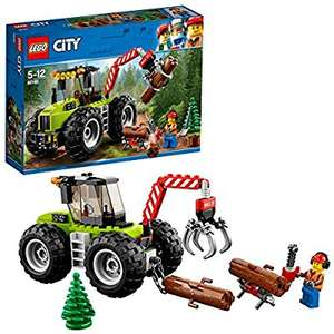 LEGO 60181 City Great Vehicles forest Tractor - £10.99 (Prime) £14.98 (Non Prime) @ Amazon