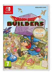 Dragon Quest Builders for Nintendo Switch - Simply Games - £24.85
