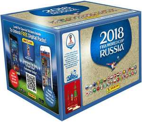 Panini Stickers (5x100=500 stickers) - £54.99 @ Amazon