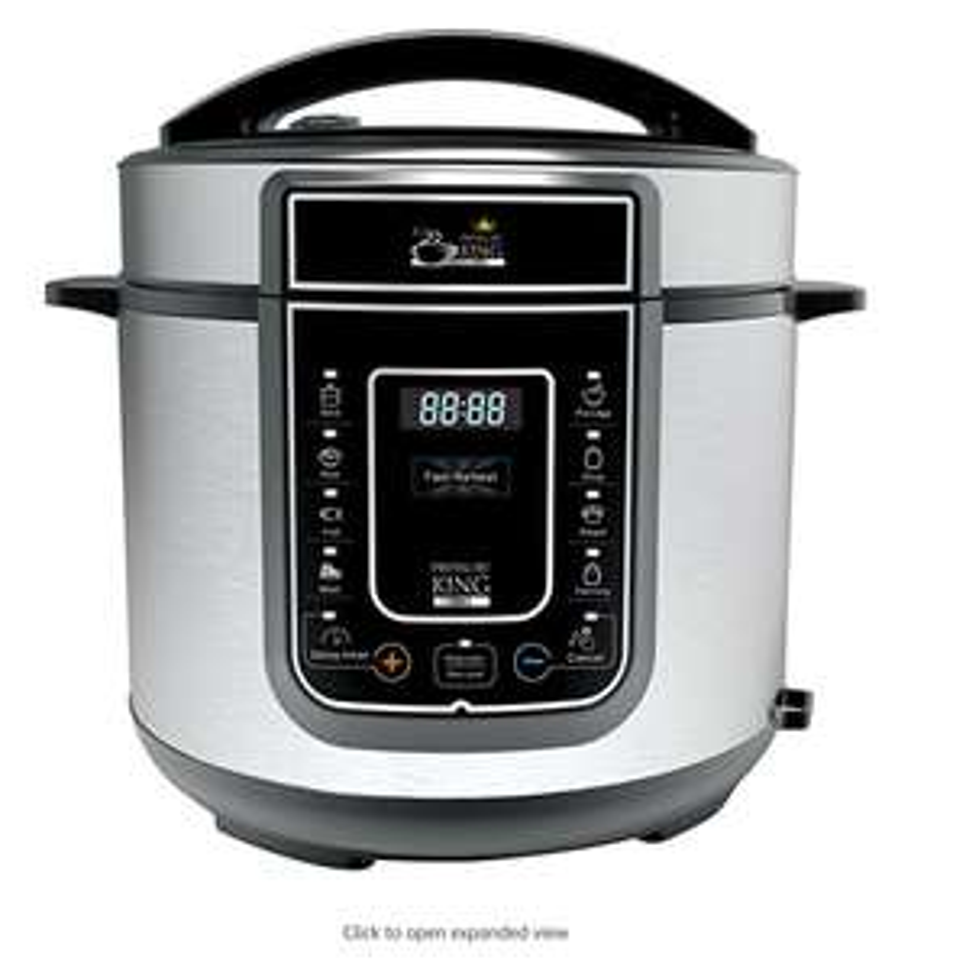 Pressure King Pro 5 Litre 12-in-1 Digital Electric Pressure Cooker - £54.99 @ Amazon