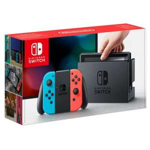 Nintendo Switch Neon Console - £239.95 - TheGameCollection