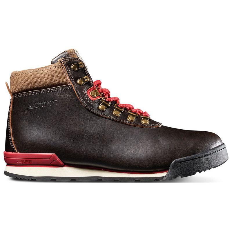Ridgemont - The Heritage Leather Boots £74.98  sportpursuit.com