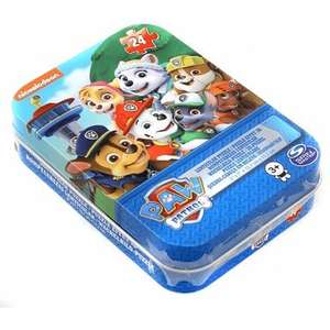 Paw Patrol Lenticular Puzzle Tin - £1 @ The Entertainer (Free P&P with code)
