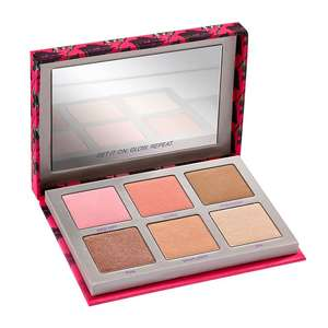 Urban Decay Afterglow  Blush Highlighter Palette £18 + 15% off Hottest Beauty Brands @ Debenhams - Code SHA5 Free Delivery