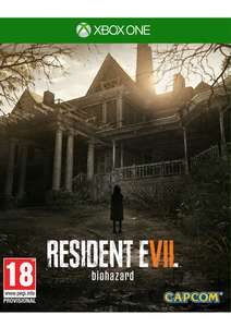 Resident Evil 7 XBox One £11.85 @ Simply Games