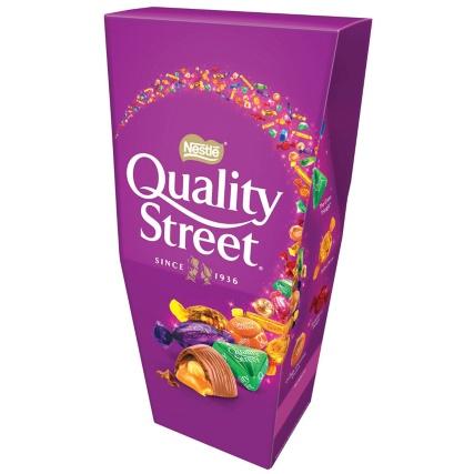 Nestle Quality Street Carton 265g £1 in b&m