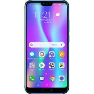 Honor 10 128GB Smartphone in Phantom Blue £369 - ao.com , register with them and receive £20 off your order.