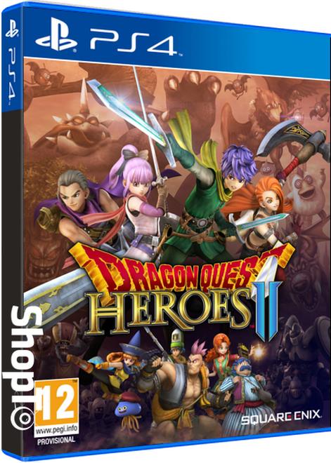 [PS4] Dragon Quest Heroes II - £9.85 - Shopto