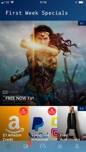 FREE Now tv 2 month sky cinema pass new and existing customers!! with Sweatcoin app New & Existing customers (Please do not offer / request referrals)