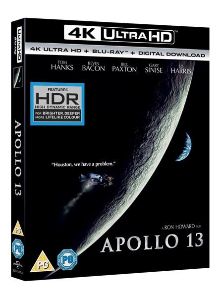 [4K UHD] Apollo 13 - £9.00 / King Kong - £9.90 - Zoom