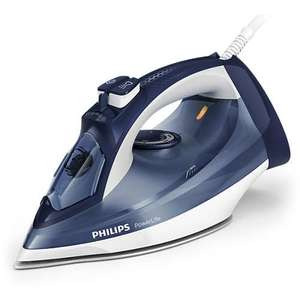 Philips Powerlife GC2994 2400W Corded Ceramic Steam Iron - Blue, £31 at Philips shop