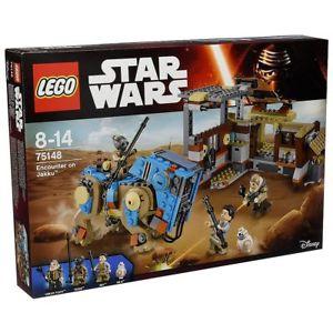 Lego 75148 Star Wars Encounter On Jakku - £26.80 after discount on Tesco eBay Outlet