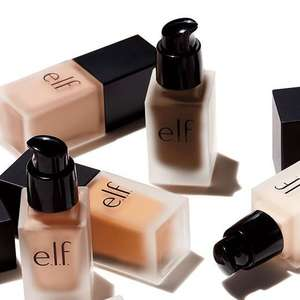 50% Off Sitewide when you spend £30 (applies in basket) + Free Delivery on a £25 spend at E.L.F Cosmetics