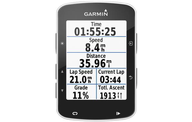 Garmin Edge 520 Cycle Computer - Ex Display, £89.50 at Halfords