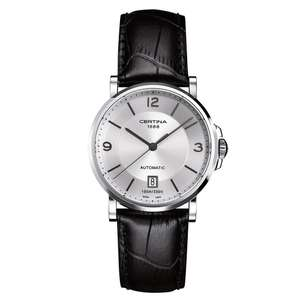 Certina DS Caimano Automatic Men's Swiss Watch RRP:£410 £310 @ Beaverbrooks