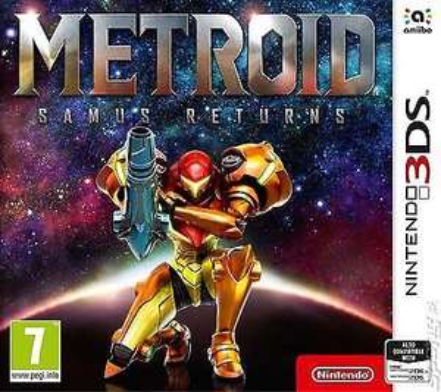 Metroid: Samus Returns - Nintendo 3DS *BRAND NEW* - £17.99 @ Music Magpie / eBay