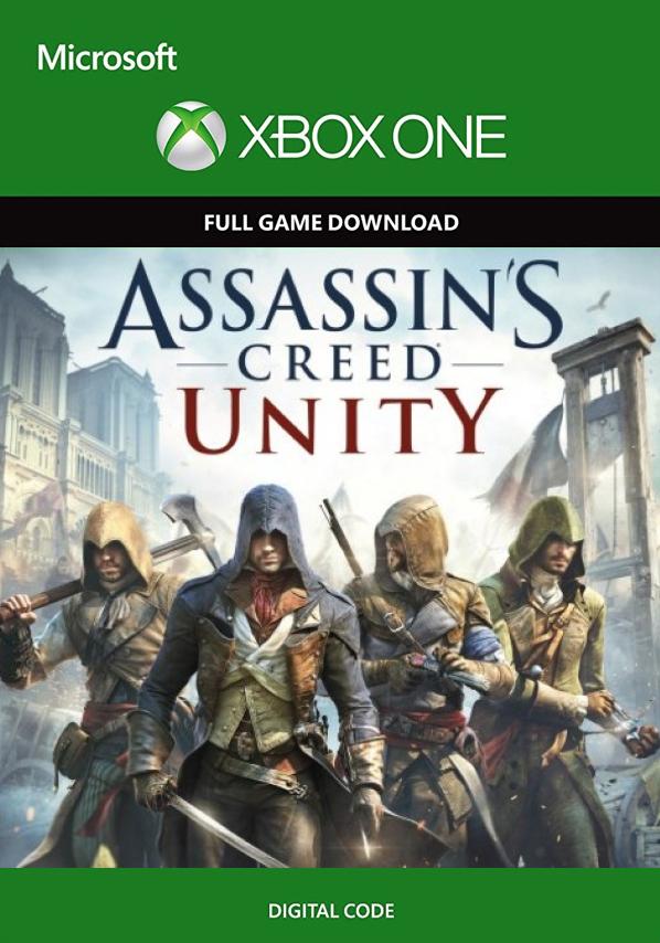Assassin's Creed Unity Xbox One - cdkeys 99p