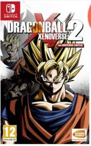 Dragon Ball Xenoverse 2 for Nintendo Switch New at Music Magpie for £22.99