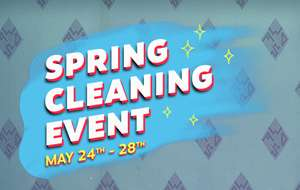 Steam Spring Cleaning Event - Dead by Daylight / Cities Skylines / Don't Starve Together / Dirt 4 / Left 4 Dead 2 / Tyranny / Borderlands 2 / Shadow of Mordor and Castle Crashers all FREE to play