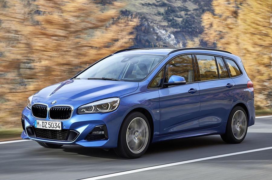 BMW 2 series Grand Tourer 218i SE 5 door  £8825.42.@ Select Car Leasing