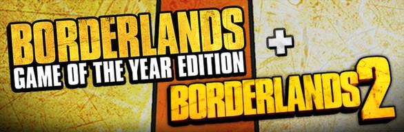 Borderlands GOTY + Borderlands 2 (Steam) £7.99 @ Steam