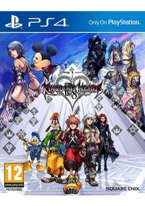 Kingdom Hearts HD 2.8 Final Chapter Prologue £15.85 // Far Cry 5 [PS4] £32.85 [XBox] £29.85 // NieR Automata £15.85 // Injustice 2 [PS4/XBox] £9.85 @ SimplyGames