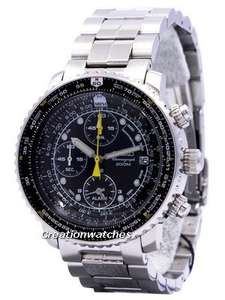 Seiko SNA411P1 Flightmaster from Creation Watches £191