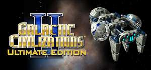 [Steam] Galactic Civilizations® II: Ultimate Edition Free